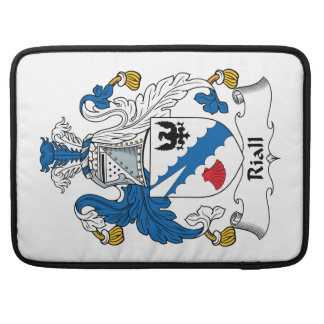 Riall Family Crest Sleeve For MacBook Pro