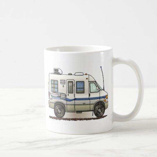 Volkswagen Rialta Reviews: Rialta Winnebago Camper RV Coffee Mug