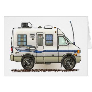 Rialta Winnebago Camper RV Greeting Card