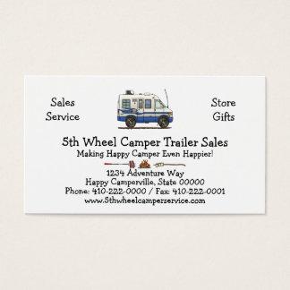 Rialta Winnebago Camper RV HSH Business Card
