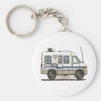 Rialta Winnebago Camper RV Keychain