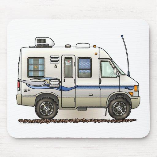 Rialta Winnebago Camper RV Mousepad