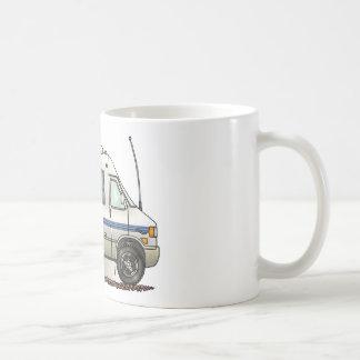 Rialta Winnebago Camper RV Classic White Coffee Mug