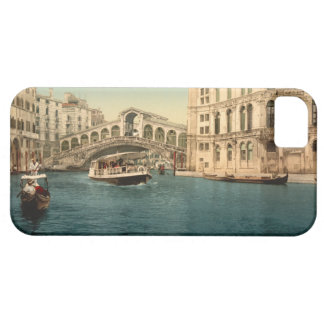 Rialto Bridge and Grand Canal, Venice iPhone 5 Covers