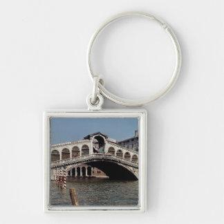 Rialto Bridge, begun 1588 Keychains
