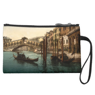 Rialto Bridge I, Venice, Italy Wristlets