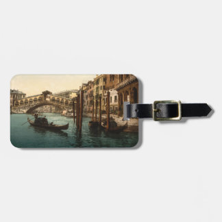 Rialto Bridge I, Venice, Italy Bag Tag