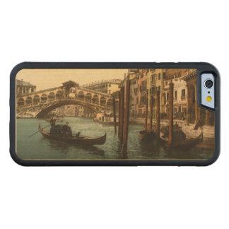 Rialto Bridge I, Venice, Italy Carved® Maple iPhone 6 Bumper Case