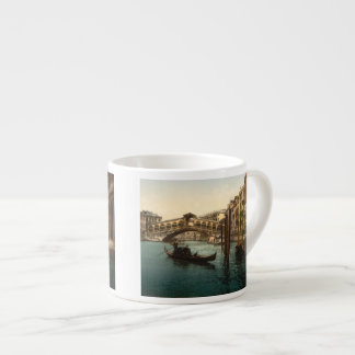 Rialto Bridge I, Venice, Italy Espresso Cup