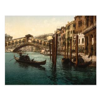 Rialto Bridge I Venice Italy Postcards