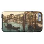 Rialto Bridge I, Venice, Italy Tough iPhone 6 Case