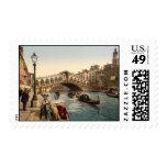 Rialto Bridge II, Venice, Italy Postage Stamps