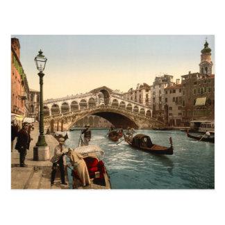Rialto Bridge II Venice Italy Post Cards