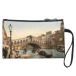 Rialto Bridge II, Venice, Italy Wristlet