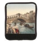Rialto Bridge II, Venice, Italy Luggage Handle Wrap