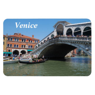 Rialto Bridge Premium Magnet