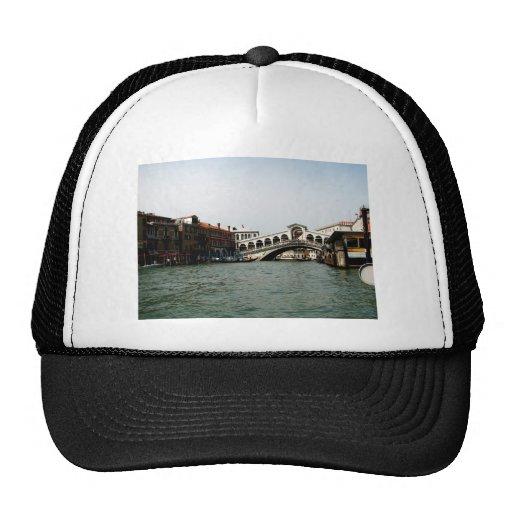 Rialto Bridge Trucker Hats