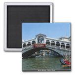 Rialto Bridge, Venice, Italy Fridge Magnets