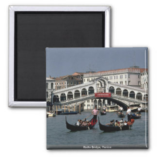 Rialto Bridge, Venice Magnet