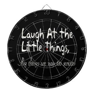 Ríase de las pequeñas cosas, de motivación