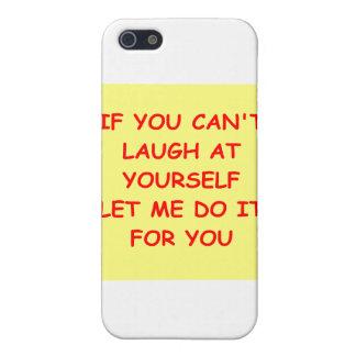 ríase iPhone 5 protector