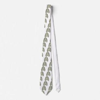 Rib Cage Bronze Tie