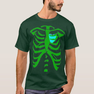 rib cage heart 2 T-Shirt