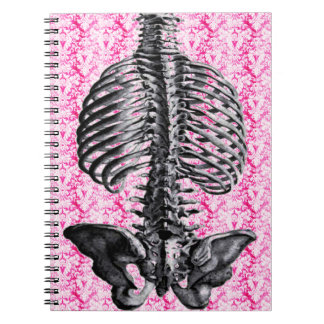 Rib Cage Notebook