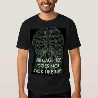 Rib Cage Tee (go to myspace for better template)
