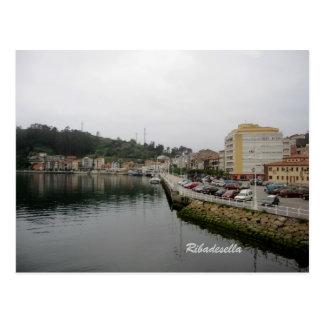 Ribadesella Postcard