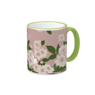 ribar rose mugs