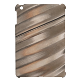 Ribbed Metal Pipe Case for the iPad Mini