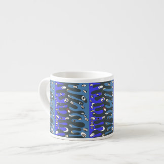 ribbed you cell espresso cup