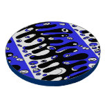 ribbed you cell poker chips