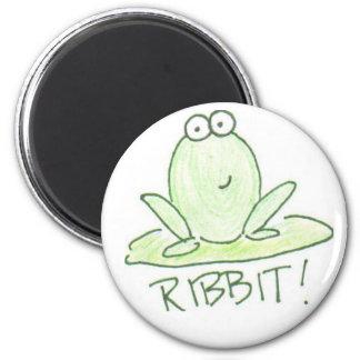 RIBBIT! MAGNET