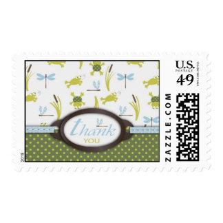 Ribbit TY Stamp