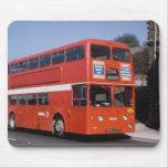 "Ribble 1807 """"Atlantean"""" in National bus livery, Mousepad"