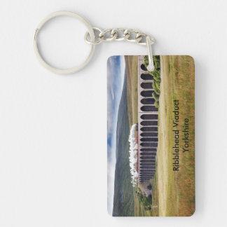 Ribblehead Viaduct Keychain/Keyring Keychain