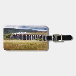 Ribblehead Viaduct Luggage Tags