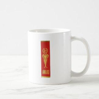 Ribbon - 1st Place Coffee Mug