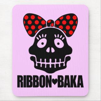 RIBBON-BAKA MOUSE PAD