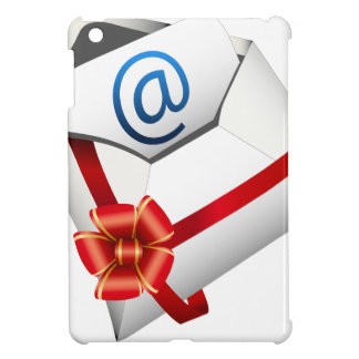 Ribbon Bow Email Gift Card Letter Icon iPad Mini Cases