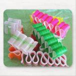 Ribbon Candy Mousepad