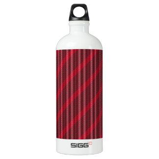 Ribbon candy water bottle