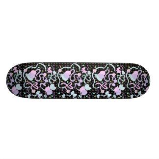 Ribbon Dolly Party Skate Deck