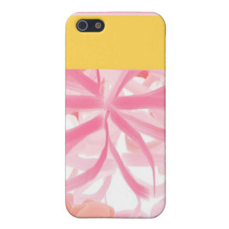 """""""RIBBON FLOWERS"""" iPhone 5 CASES"""