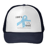 Ribbon For My Dad - Prostate Cancer Mesh Hat