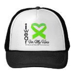 Ribbon For My Hero - Mental Health Awareness Trucker Hat