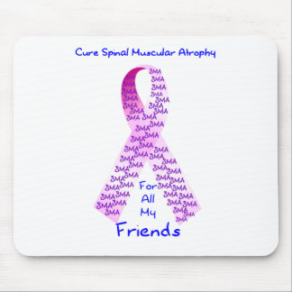 Ribbon for SMA Mouse Pad