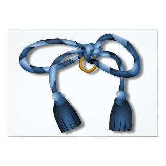 Ribbon Knot Invitations